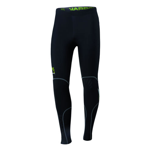 PANTALON KARPOS ALAGNA TIGHT BLACK/LEAD GREY